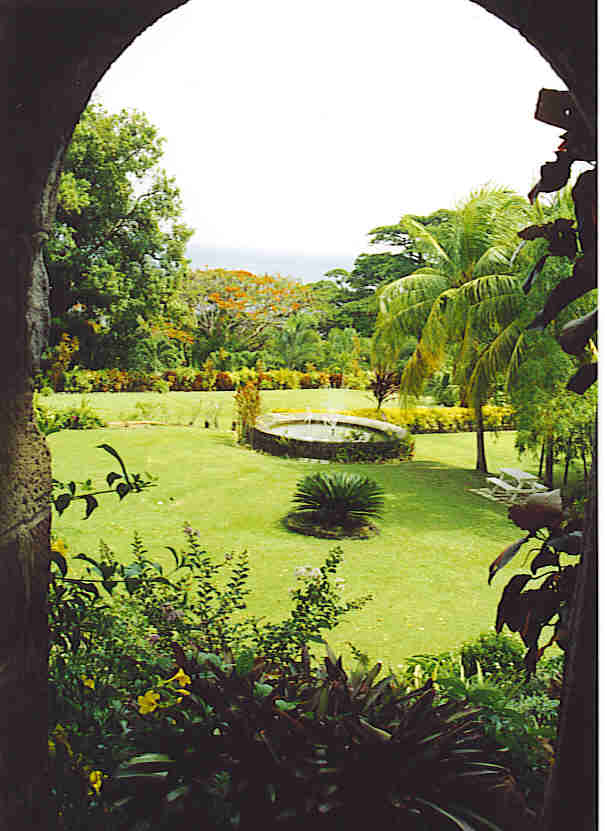 Romney Manor, St. Kitts, BWI