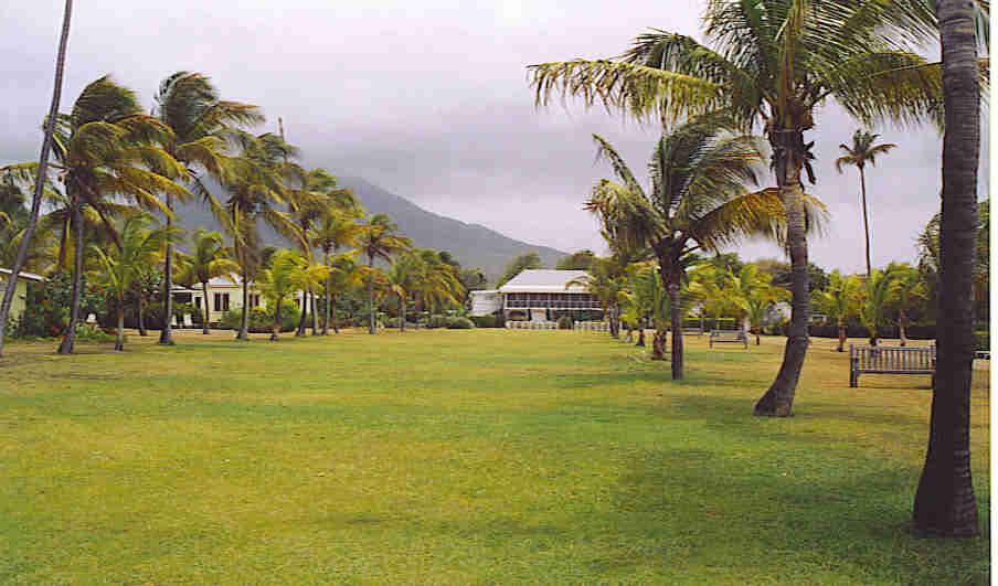Nisbet Plantation Beach Club, Nevis, BWI
