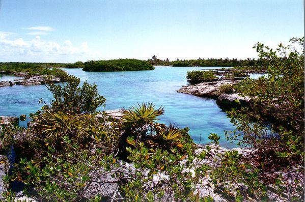 Yal Ku lagoon, Akumal, Mexico