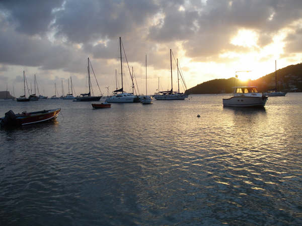 Admiralty Bay, Bequia, St. Vincent and the Grenadines