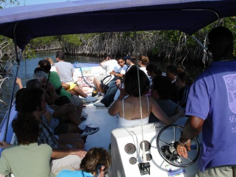 Fast boat to Lamani