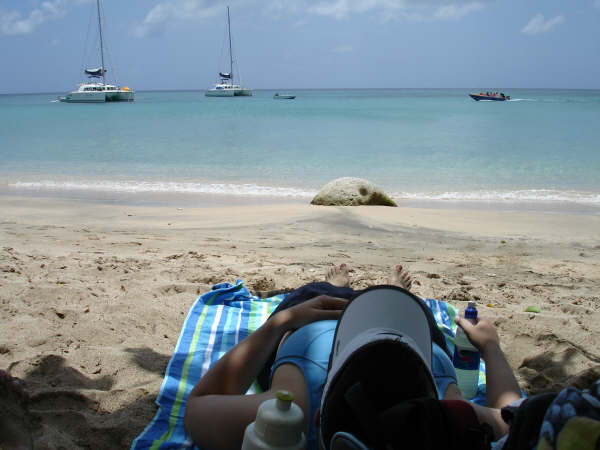 Lower Bay, Bequia, St. Vincent and the Grenadines