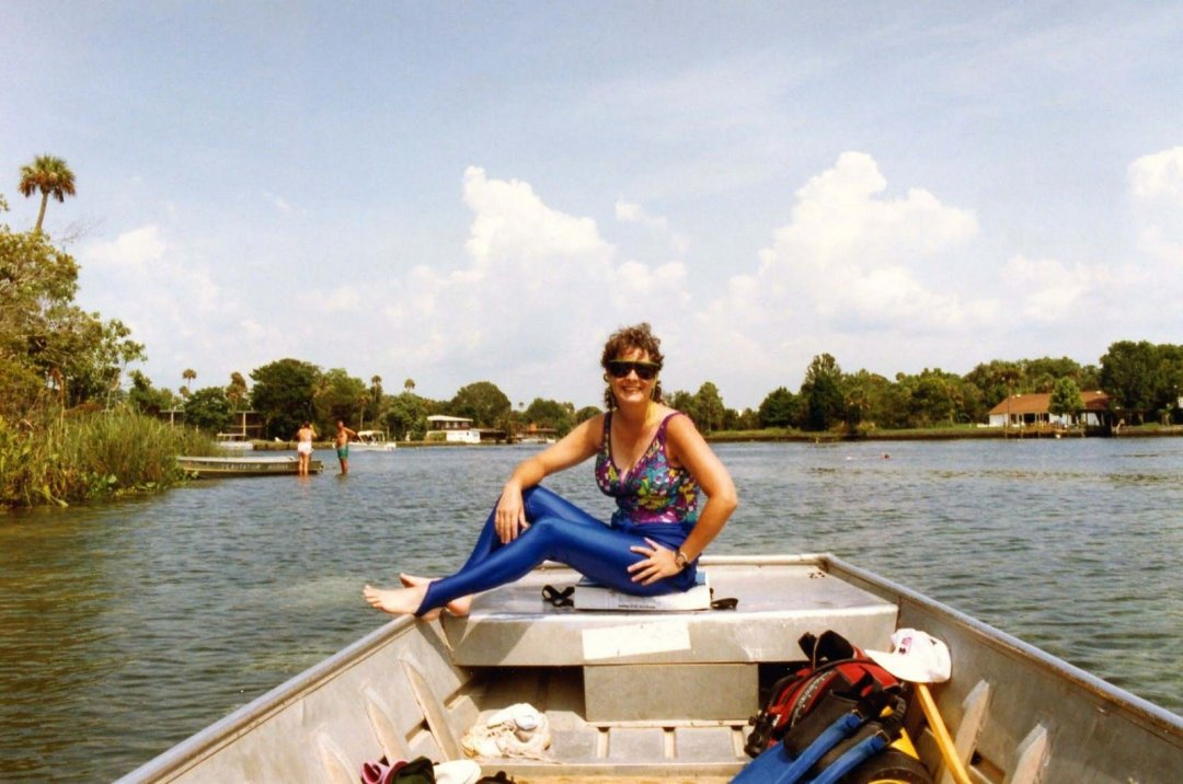 Lynn, Crystal River FL.