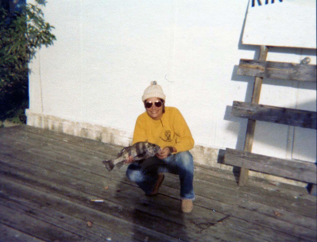 Lynn grouper, 1973