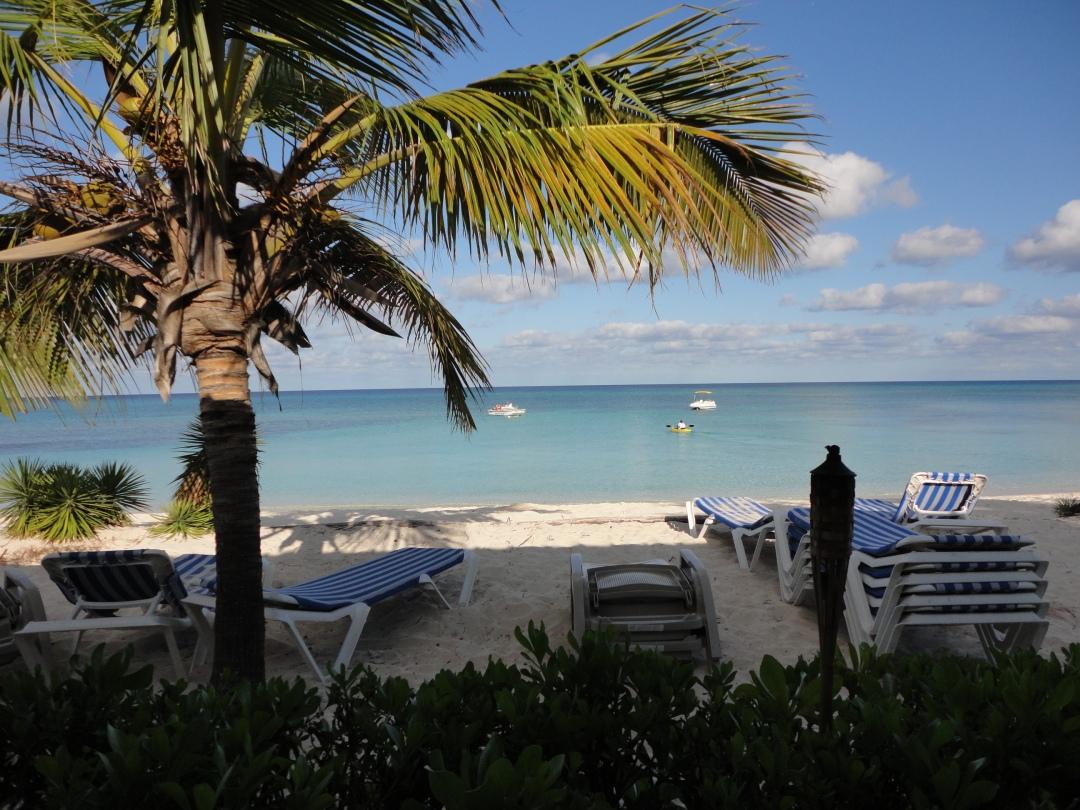 Bohio Resort beach.