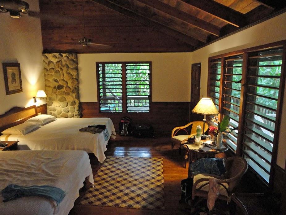 Cabin, Pico Bonito Lodge, Honduras.