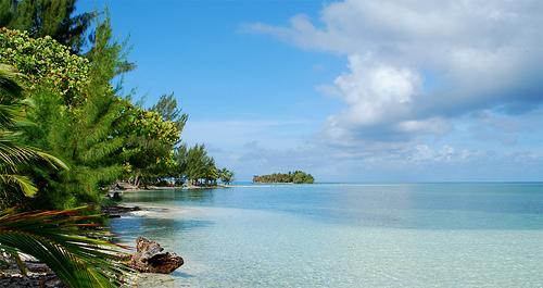 Water Cay, Bay Islands, Honduras