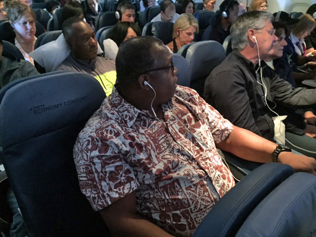 Big Man Abroad