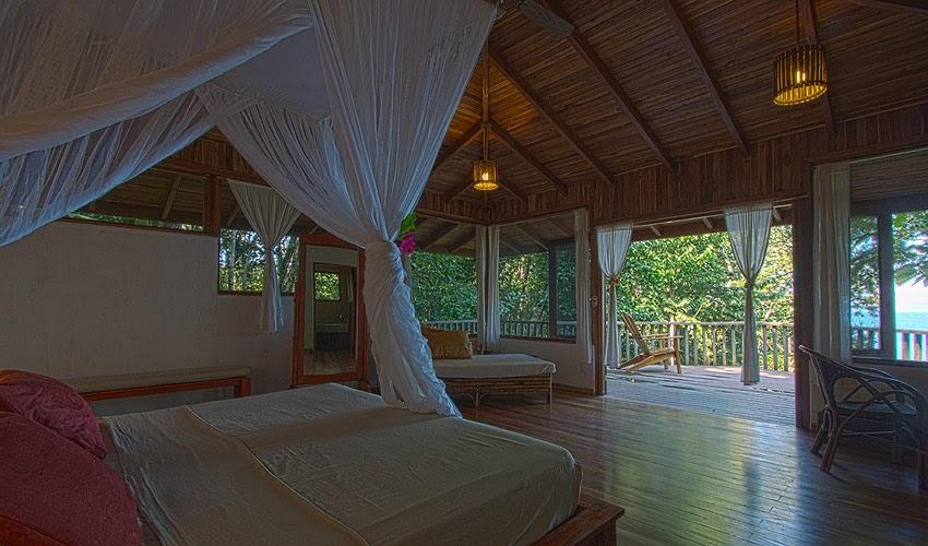 Our cabin, el Remanso, Costa Rica