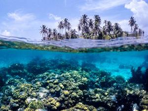 Guna Yala islands, Panama