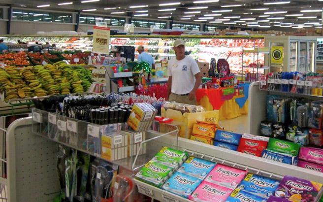 Riba Smith store, Panama City, Panama