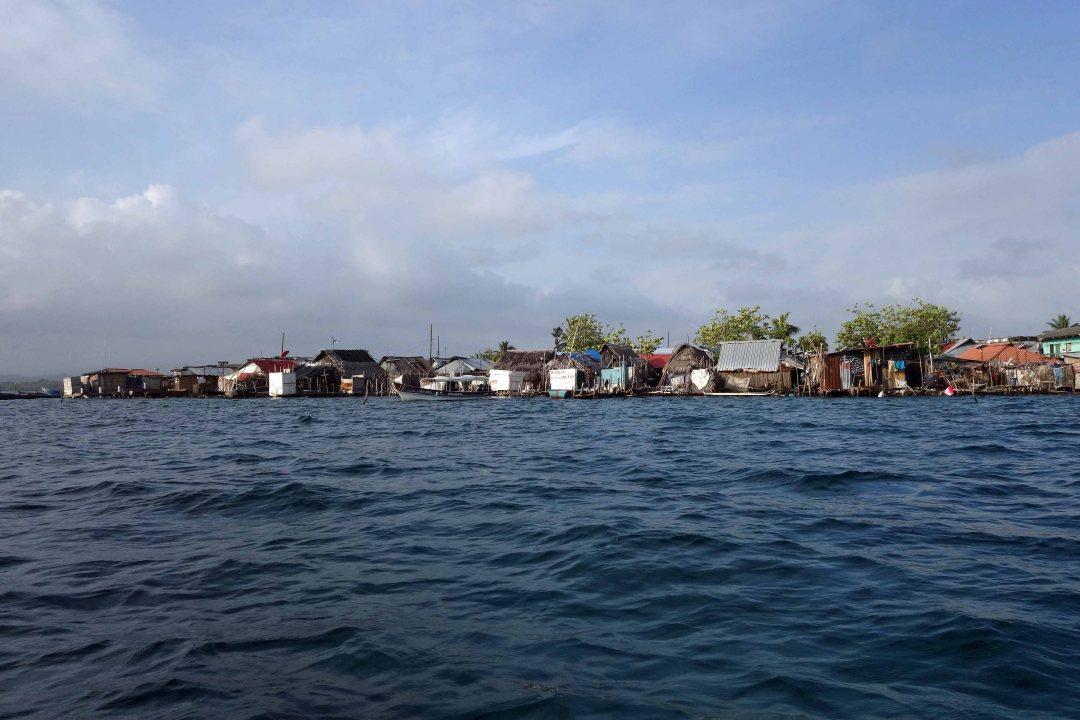 Cartí Sugtupu island, Guna Yl, Panama, C.A.