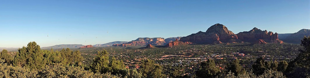 Sedona Airport Mesa Valley View