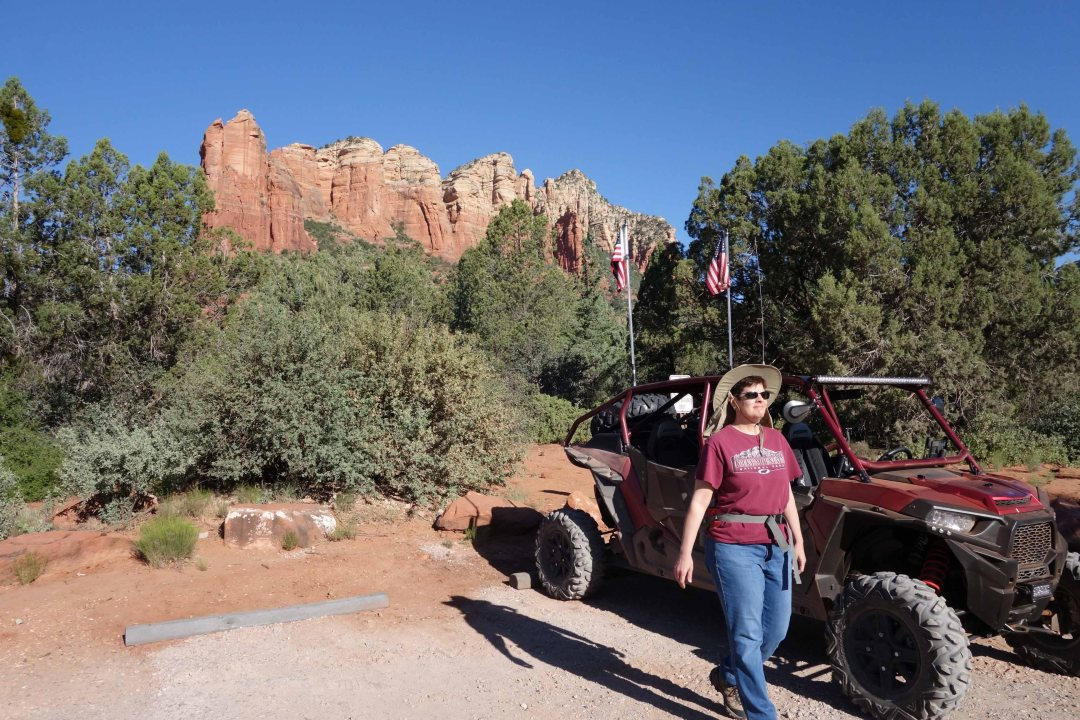 Soldiers Pass hike Sedona.