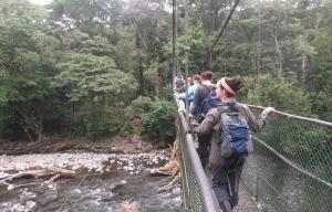 Tirimbina Bridge