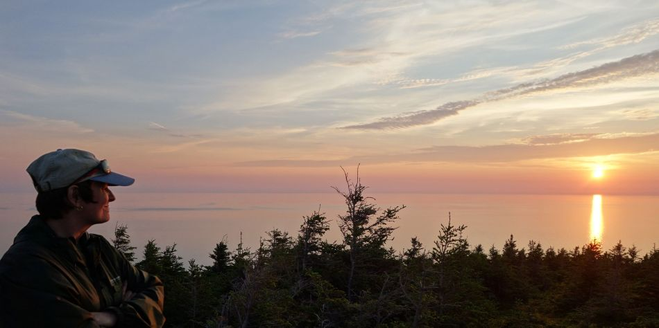 Skyline Trail, Cape Breton Island National Park.