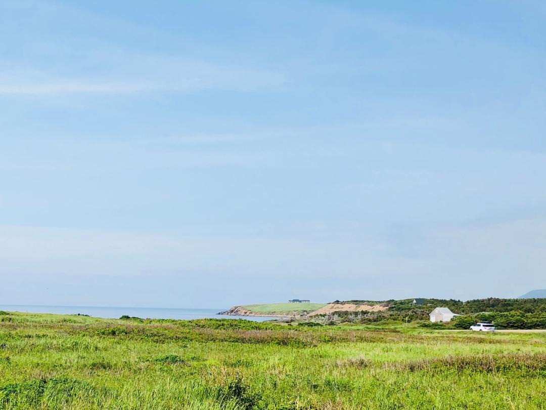 Belle Cote, Cape Breton island.