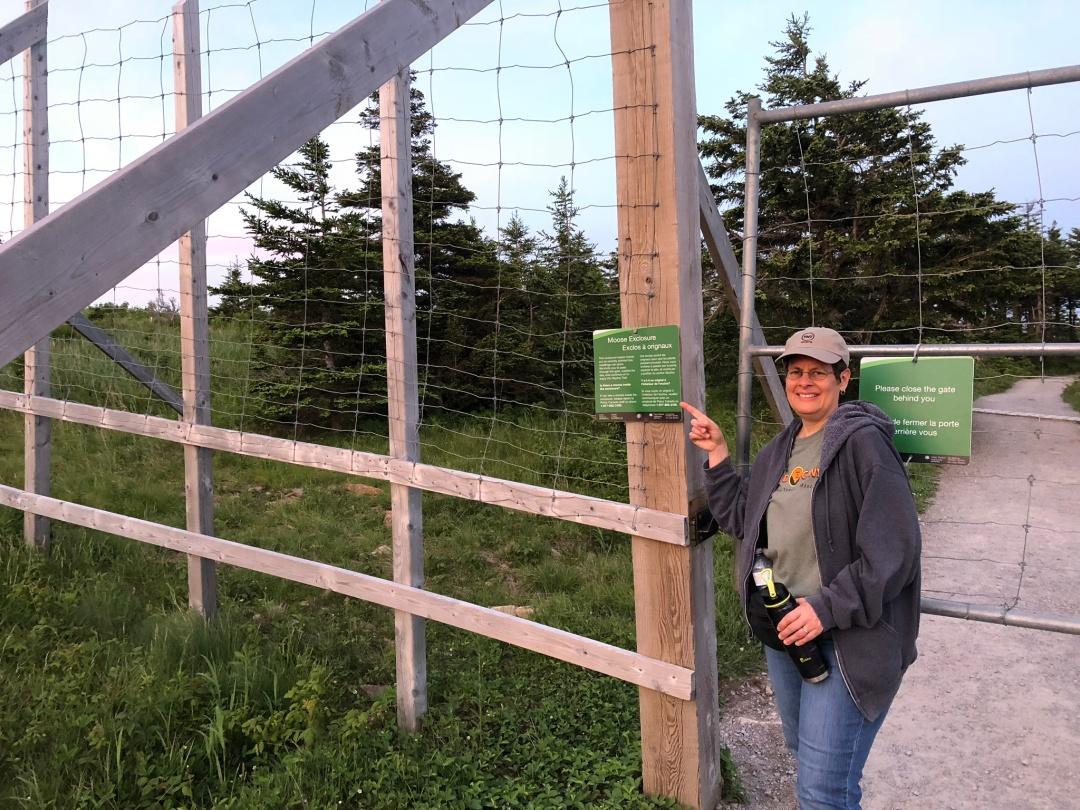 Skyline Trail, Cape Breton Island National Park.